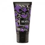 Фото Redken City Beats - Крем для волос с тонирующим эффектом Черничные ночи в Ист-Виллидж, фиолетовый, 85 мл