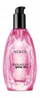 Купить Redken Diamond Oil Glow Dry - Термозащитное масло, ускоряющее укладку, 100 мл