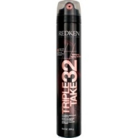 Купить Redken Triple Take 32 - Спрей ультра-сильной фиксации с тройным распылителем, 300 мл