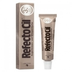 Фото RefectoCil - Краска для бровей и ресниц № 3.1 Светло-Коричневый 15 мл