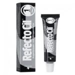 Фото RefectoCil - Краска для бровей и ресниц № 1 Черный 15 мл