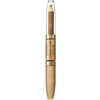 Revlon Colorstay Brow Fantasy Pencil & Gel Blonde - Карандаш и гель для бровей, тон 104, 14 гр