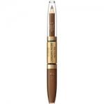 Фото Revlon Colorstay Brow Fantasy Pencil & Gel Brunette - Карандаш и гель для бровей, тон 105, 14 гр