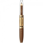 Фото Revlon Colorstay Brow Fantasy Pencil & Gel Brunette - Карандаш и гель для бровей, тон 105, 14 гр