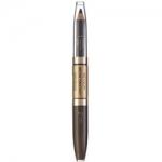 Фото Revlon Colorstay Brow Fantasy Pencil & Gel Dark brown - Карандаш и гель для бровей, тон 106, 14 гр