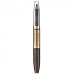 Фото Revlon Colorstay Brow Fantasy Pencil & Gel Dark brown - Карандаш и гель для бровей, тон 106, 14 гр