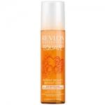 Фото Revlon Equave Instant Beauty Sun Protection Detangling Conditioner - Кондиционер, 2-х фазный для защиты от солнца, 200мл