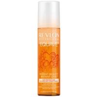Купить Revlon Equave Instant Beauty Sun Protection Detangling Conditioner - Кондиционер, 2-х фазный для защиты от солнца, 200мл, Красители для волос