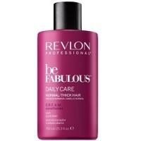 Купить Revlon Professional Be Fabulous C.R.E.A.M. Conditioner - Кондиционер для нормальных, густых волос, 750 мл