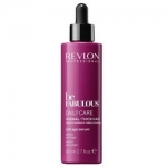 Фото Revlon Professional Be Fabulous C.R.E.A.M. Anti-Age Serum - Антивозрастная сыворотка для нормальных, густых волос, 80 мл