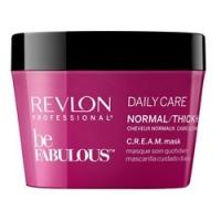 Revlon Professional Be Fabulous C.R.E.A.M. Mask - Маска для нормальных, густых волос, 200 мл фото