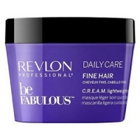 Купить Revlon Professional Be Fabulous C.R.E.A.M. Mask For Fine Hair - Маска для тонких волос, 250 мл