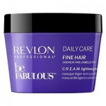 Revlon Professional Be Fabulous C.R.E.A.M. Mask For Fine Hair - Маска для тонких волос, 250 мл