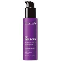 Фото Revlon Professional Be Fabulous C.R.E.A.M. Recovery Ends Repair Serum - Сыворотка для кончиков волос, 80 мл