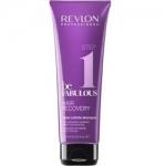 Фото Revlon Professional Be Fabulous Hair Recovery Shampoo - Очищающий шампунь открывающий кутикулу шаг 1, 250 мл