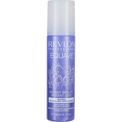 Revlon Equave Instant Beauty Blonde Detangling Conditioner - Кондиционер, несмываемый 2-х против желтизны, 200 мл