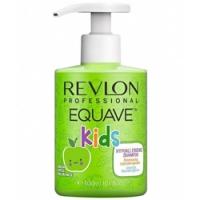 Купить Revlon Professional Equave Instant Beauty Kids Shampoo - Шампунь для детей 2 в 1, 300 мл, Красители для волос