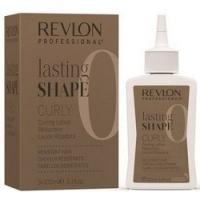 Revlon Professional Lasting Shape Curly Lotion 0 - Лосьон 0 для химической завивки для трудноподдающихся волос, 3х100 мл