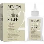 Фото Revlon Professional Lasting Shape Curly Lotion 2 - Лосьон 2 для химической завивки для чувствительных волос, 3х100 мл
