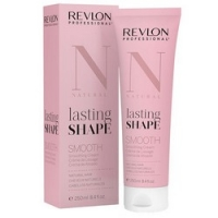 Revlon Professional Lasting Shape Smooth Cream Natural Hair - Выпрямляющий крем для нормальных волос, 250 мл