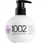 Фото Revlon Professional Nutri Color Creme - Краска для волос 1002 Платина, 270 мл