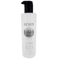 Купить Revlon Professional Nutri Color Creme - Краска для волос 1011 Интенсивный серебристый, 750 мл, Красители для волос