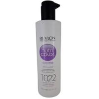 Купить Revlon Professional Nutri Color Creme - Краска для волос 1022 Интенсивный платинум, 750 мл, Красители для волос
