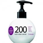 Фото Revlon Professional Nutri Color Creme - Краска для волос 200 Фиолетовый, 270 мл