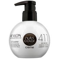 Купить Revlon Professional Nutri Color Creme - Краска для волос 411 Холодный коричневый, 270 мл, Красители для волос