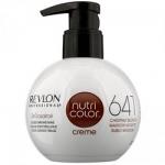 Фото Revlon Professional Nutri Color Creme - Краска для волос 641 Каштан светлый, 270 мл