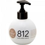 Фото Revlon Professional Nutri Color Creme - Краска для волос 812 Жемчужно-бежевый, 270 мл