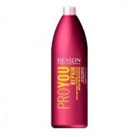 Купить Revlon Professional Pro You Repair Shampoo - Шампунь для волос восстанавливающий 1000 мл