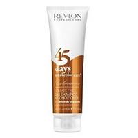Revlon Professional Shampoo&Conditioner Intense Coppers - Шампунь-кондиционер для медных оттенков, 275 мл