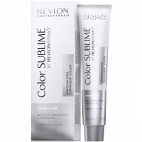 Купить Revlon Professional Revlonissimo Color Sublime - Перманентный краситель без аммиака, тон 7.3 блондин золотистый, 75 мл
