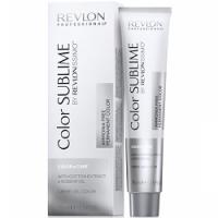 Revlon Professional Revlonissimo Color Sublime - Перманентный краситель без аммиака, тон 7.32 блондин золотисто-перламутровый, 75 мл