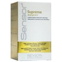 Revlon Professional Sensor Perm Supreme - Средство для химической завивки для ломких волос, 181 мл