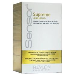Фото Revlon Professional Sensor Perm Supreme - Средство для химической завивки для ломких волос, 181 мл