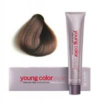 Купить Revlon Professional YCE - Краска для волос 6-3 Светлый золотисто-ореховый 70 мл, Красители для волос