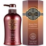 Фото Richenna Henna Clinic Gold Conditioner - Кондиционер для тонких, ослабленных волос с хной, 500 мл.
