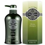 Фото Richenna Henna Clinic Shampoo - Шампунь восстанавливающий с хной, 500 мл.