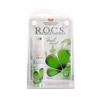 R.O.C.S. - Спрей освежающий для полости рта, Мята, 15 мл фото