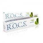 Фото R.O.C.S. - Зубная паста, Двойная мята, 74 гр.