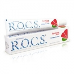 Фото R.O.C.S. - Зубная паста, Грейпфрут и мята, 74 гр.