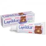 Фото R.O.C.S. Lapikka Baby - Зубная паста Бережный уход с кальцием и каленулой, 45 гр