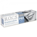 Фото R.O.C.S. Pro Brackets & Ortho - Зубная паста, 135 гр