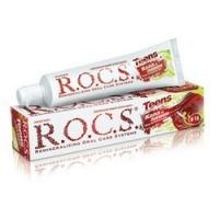R.O.C.S. Teens - Зубная паста, Кола и Лимон, 74 гр.  - Купить