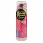 Фото Roland Cosmetics lotion Placenta - Лосьон для лица с арбутином и плацентой, 185 мл