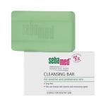 Фото Sebamed Sensitive Skin cleansing bar - Мыло для лица,  100 гр