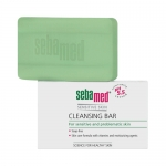 Фото Sebamed Sensitive Skin cleansing bar - Мыло для лица,  100 гр