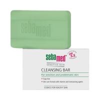 Sebamed Sensitive Skin cleansing bar - Мыло для лица,  100 гр